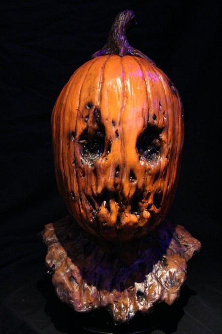 The Great Pumpkin Corpse Mask