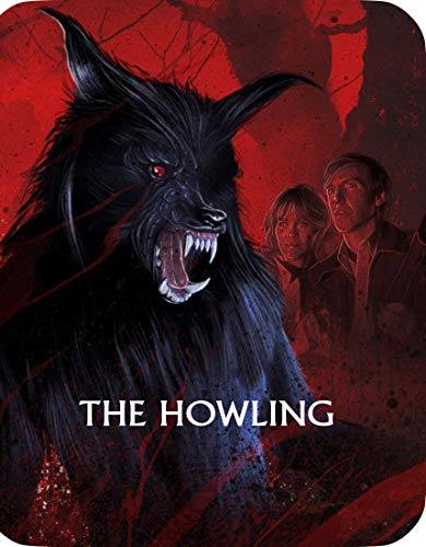 The Howling Steelbook