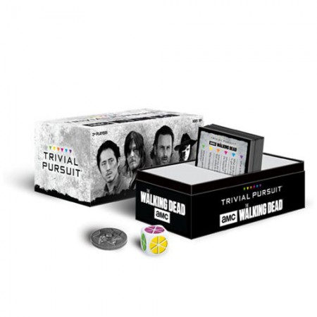 The Walking Dead AMC TV Show Trivial Pursuit