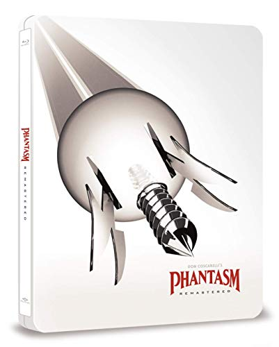Phantasm: Remastered Steelbook