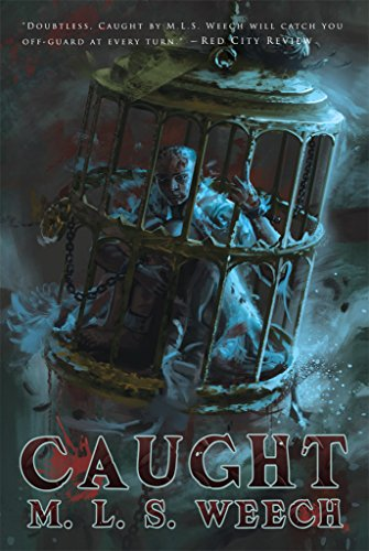 Caught: Book One of the Oneiros Log by M.L.S. Weech