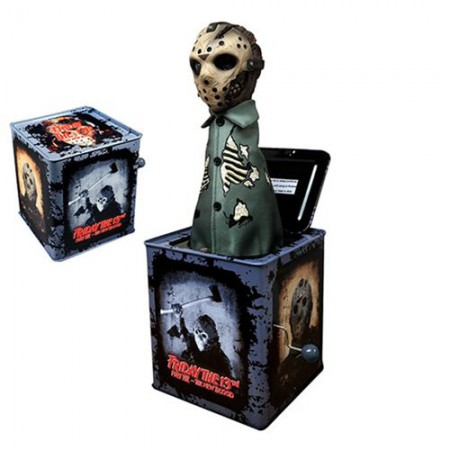 Jason Voorhees Jack-in-the-Box