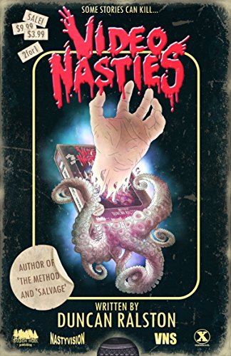 Video Nasties: A Horror Collection by Duncan Ralston