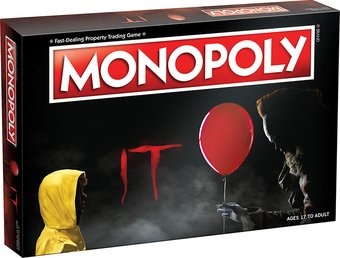 IT Monopoly Game