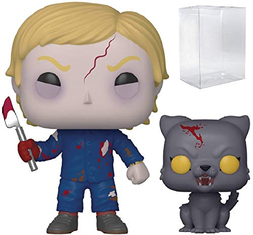 Pet Sematary - Undead Gage and Church Pop! Vinyl Figure