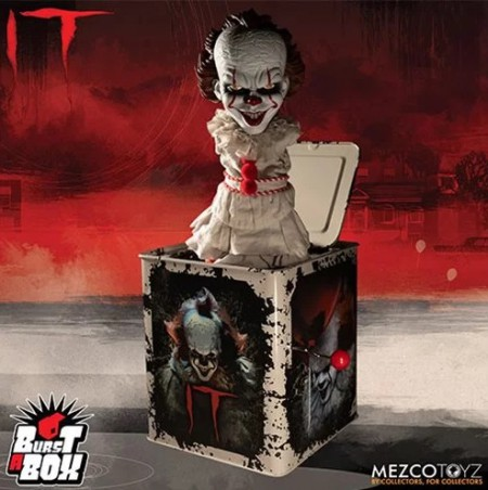 Pennywise Jack-in-the-Box