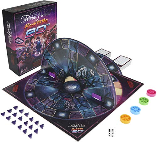 Trivial Pursuit: Stranger Things Back to the 80s