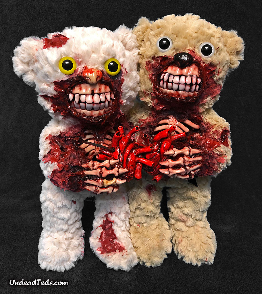 Bloody Valentine UndeadTeds