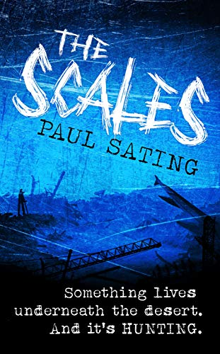 The Scales: A Supernatural Horror Novel             by Paul Sating
