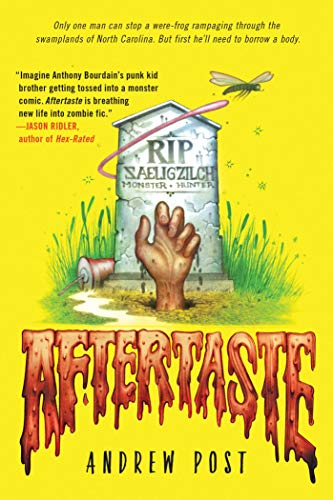 Aftertaste by Andrew Post
