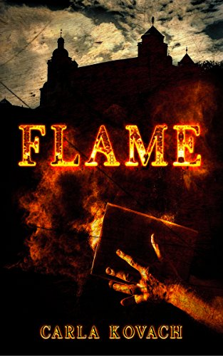 Flame by Carla Kovach