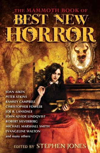 The Mammoth Book of Best New Horror 24 by Stephen Jones