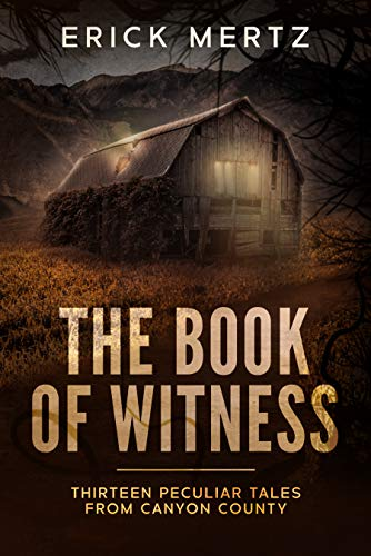 The Book Of Witness, Omnibus Edition by Erick Mertz