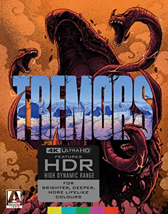 Tremors (2-Disc Limited Edition)
