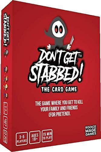 Don't Get Stabbed!