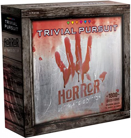 Trivial Pursuit Horror Ultimate Edition