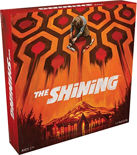 The Shining Board Game