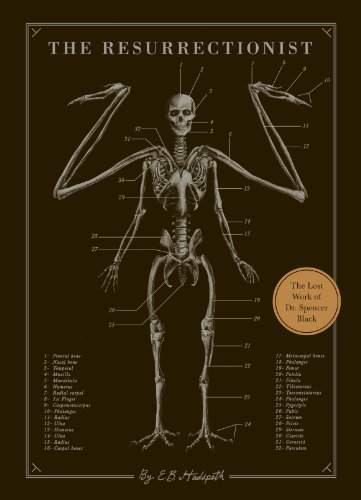 The Resurrectionist: The Lost Work of Dr. Spencer Black by E. B. Hudspeth