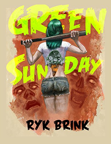 Green Sunday by Ryk Brink