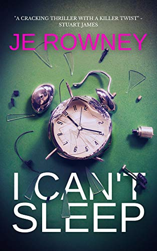 I Can't Sleep by J.E. Rowney