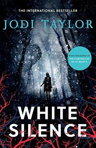White Silence: An edge-of-your-seat supernatural thriller (Elizabeth Cage, Book 1) by Jodi Taylor
