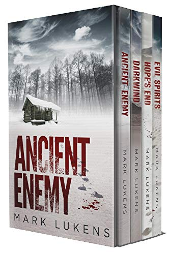 Ancient Enemy Box Set: Ancient Enemy Books 1 - 4 by Mark Lukens